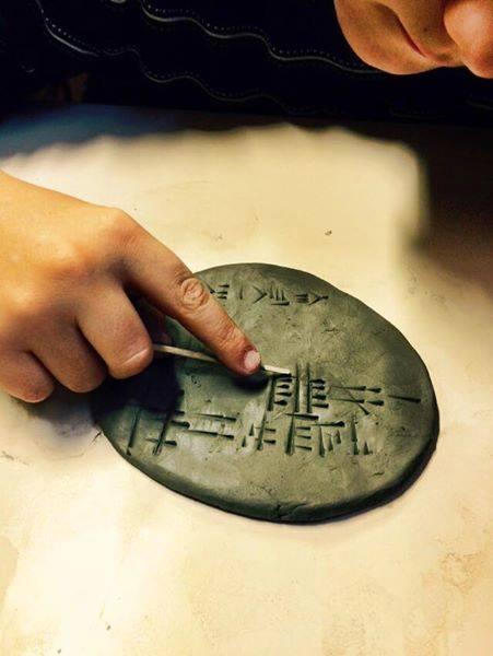 La Scrittura dei Sumeri