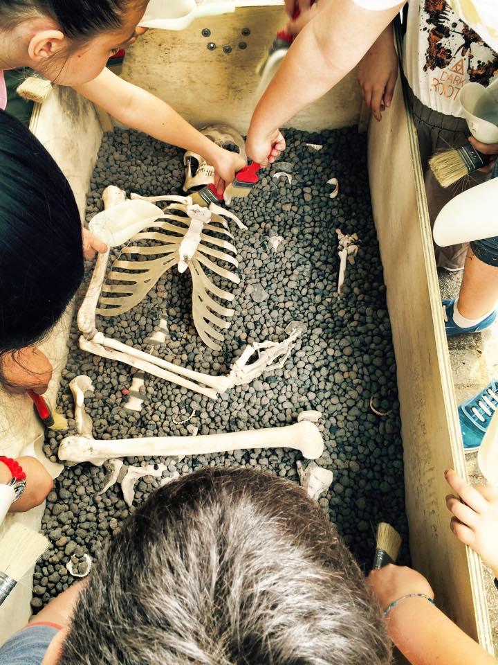 Il Mestiere dell'Archeologo