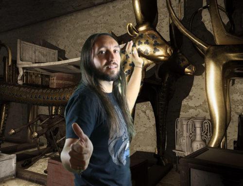 HistoryLab vi porta nella tomba di Tutankhamon!