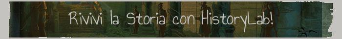 HistoryLab – Vivere la Storia Logo