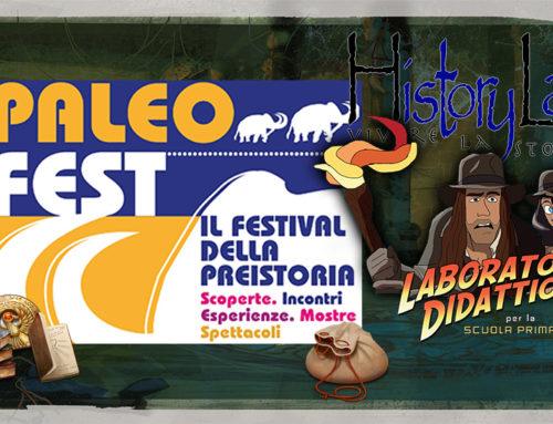 Vi aspettiamo numerosi alla seconda edizione del PaleoFest!